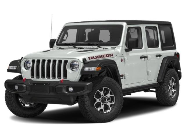 2021 Jeep Wrangler Rubicon Rubicon Unlimited 4x4 Gas/Electric V-6 3.6 L/220 [17]