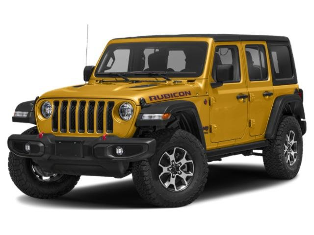 2021 Jeep Wrangler Rubicon Rubicon Unlimited 4x4 Intercooled Turbo Diesel V-6 3.0 L/182 [9]