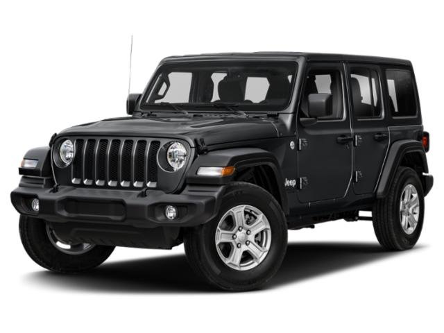 2021 Jeep Wrangler Willys Willys Unlimited 4x4 Gas/Electric V-6 3.6 L/220 [9]