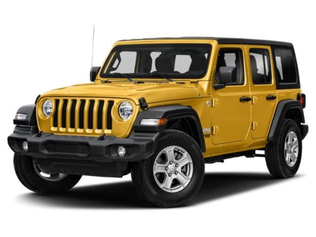 2021 Jeep Wrangler Sport Sport Unlimited 4x4 Intercooled Turbo Premium Unleaded I-4 2.0 L/122 [0]