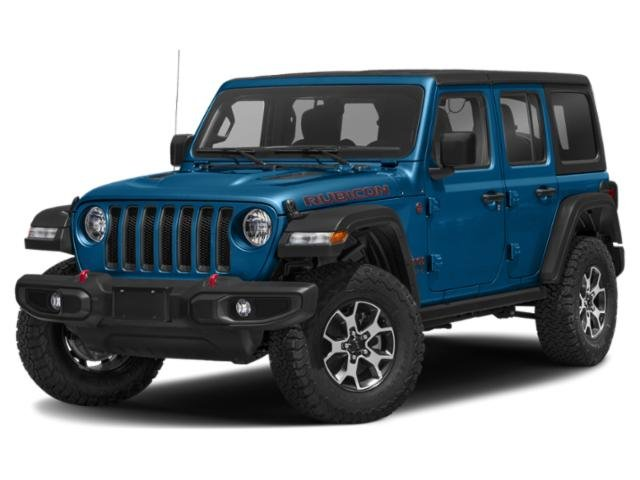2021 Jeep Wrangler Unlimited Rubicon Unlimited Rubicon 4x4 Intercooled Turbo Premium Unleaded I-4 2.0 L/122 [2]