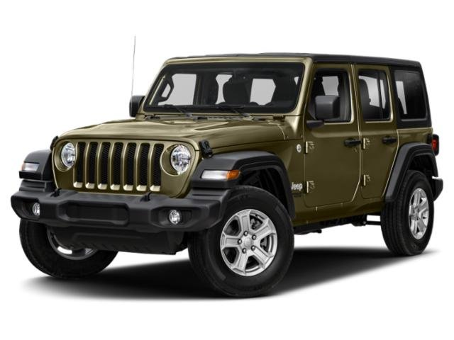 2021 Jeep Wrangler Willys Willys Unlimited 4x4 Intercooled Turbo Premium Unleaded I-4 2.0 L/122 [19]