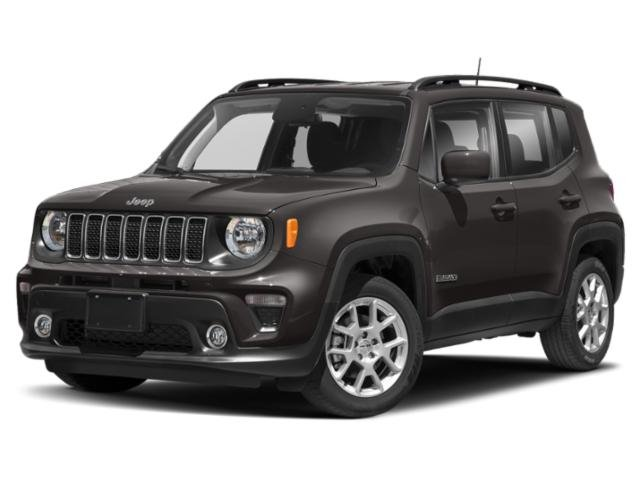 2021 Jeep Renegade Latitude Latitude FWD Regular Unleaded I-4 2.4 L/144 [5]