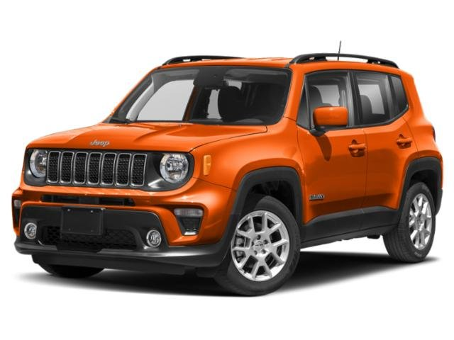 2021 Jeep Renegade Islander Islander 4x4 *Ltd Avail* Regular Unleaded I-4 2.4 L/144 [10]