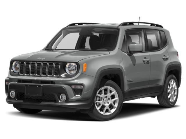2021 Jeep Renegade Latitude Latitude FWD Regular Unleaded I-4 2.4 L/144 [9]