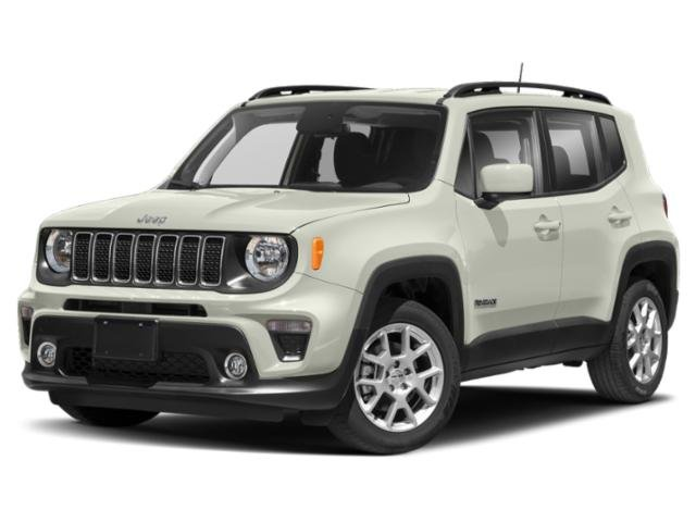 2021 Jeep Renegade Latitude Latitude FWD Regular Unleaded I-4 2.4 L/144 [2]