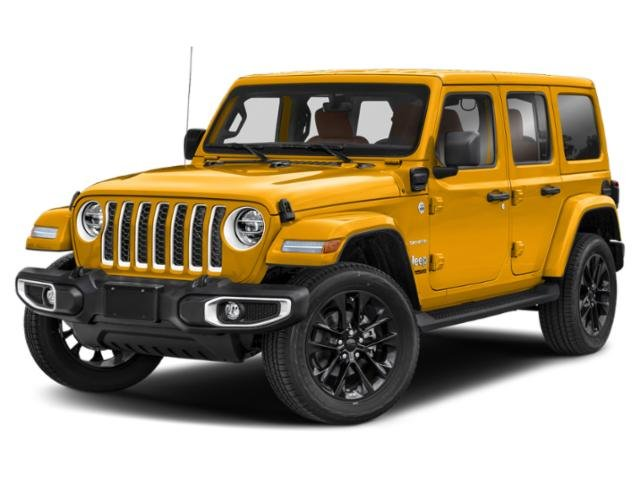 2021 Jeep Wrangler Unlimited Rubicon 4xe Unlimited Rubicon 4x4 Intercooled Turbo Gas/Electric I-4 2.0 L/122 [12]