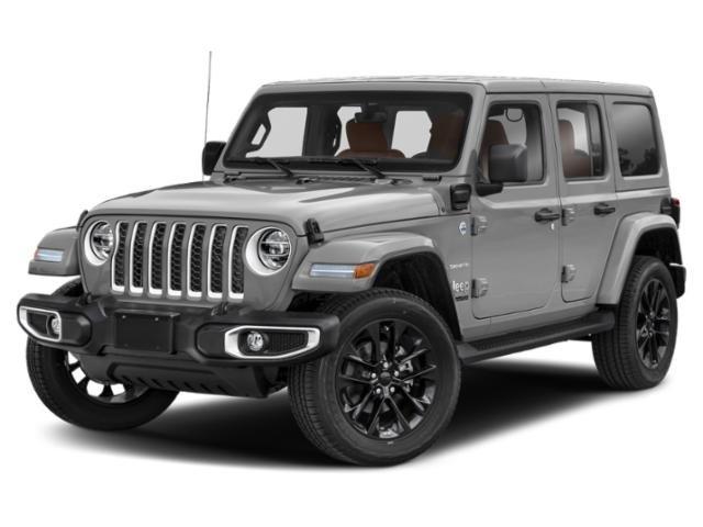 2021 Jeep Wrangler 4xe Unlimited Sahara Unlimited Sahara 4x4 Intercooled Turbo Gas/Electric I-4 2.0 L/122 [3]
