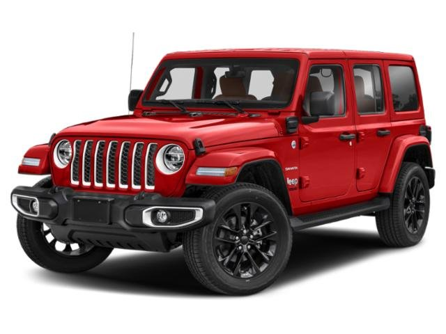 2021 Jeep Wrangler 4xe Unlimited Rubicon Unlimited Rubicon 4x4 Intercooled Turbo Gas/Electric I-4 2.0 L/122 [3]