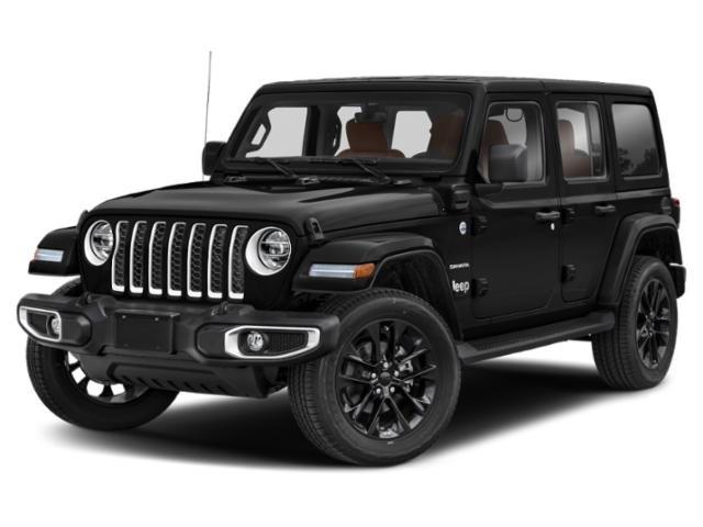 2021 Jeep Wrangler 4xe Unlimited Sahara Unlimited Sahara 4x4 Intercooled Turbo Gas/Electric I-4 2.0 L/122 [2]