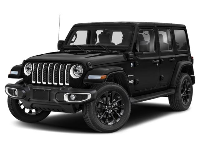 2021 Jeep Wrangler 4xe Unlimited Rubicon Unlimited Rubicon 4x4 Intercooled Turbo Gas/Electric I-4 2.0 L/122 [0]