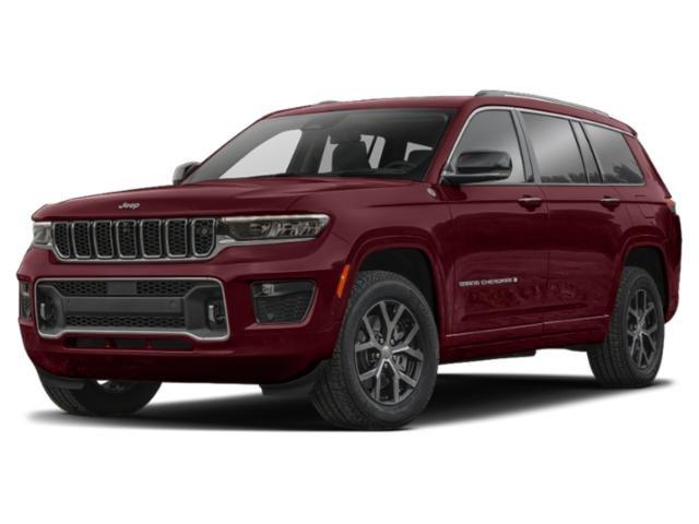 2021 Jeep Grand Cherokee L Altitude Altitude 4x2 Regular Unleaded V-6 3.6 L/220 [17]