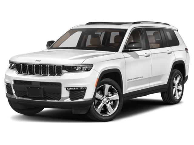 2021 Jeep Grand Cherokee L Laredo Laredo 4x2 Regular Unleaded V-6 3.6 L/220 [0]