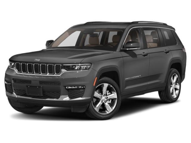 2021 Jeep Grand Cherokee L Overland Overland 4x4 Regular Unleaded V-6 3.6 L/220 [13]