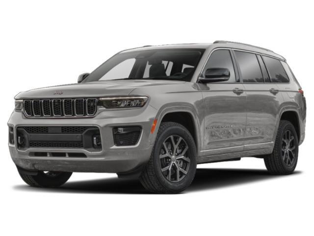 2021 Jeep Grand Cherokee L Limited Limited 4x4 Regular Unleaded V-6 3.6 L/220 [1]