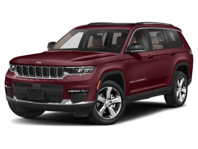 2021 Jeep Grand Cherokee L Limited Limited 4x2 Regular Unleaded V-6 3.6 L/220 [7]