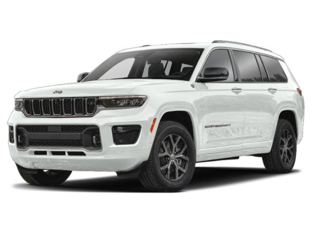 2021 Jeep Grand Cherokee L Limited Limited 4x4 Regular Unleaded V-6 3.6 L/220 [0]