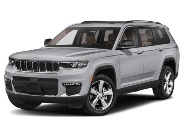 2021 Jeep Grand Cherokee L Limited Limited 4x2 Regular Unleaded V-6 3.6 L/220 [17]