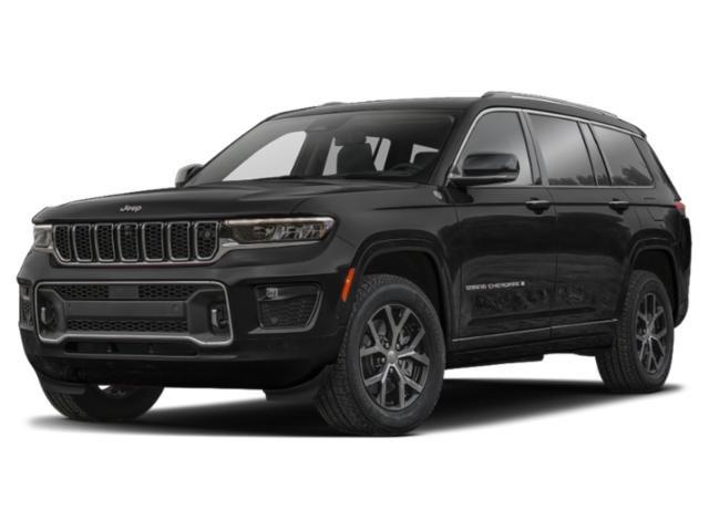 2021 Jeep Grand Cherokee L Limited Limited 4x2 Regular Unleaded V-6 3.6 L/220 [12]