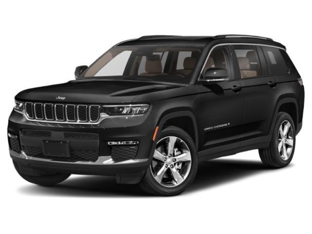 2021 Jeep Grand Cherokee L Limited Limited 4x2 Regular Unleaded V-6 3.6 L/220 [8]