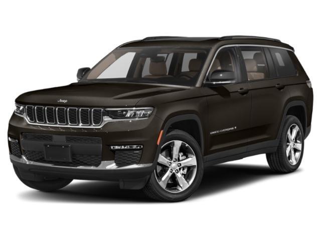 2021 Jeep Grand Cherokee L Limited Limited 4x2 Regular Unleaded V-6 3.6 L/220 [6]