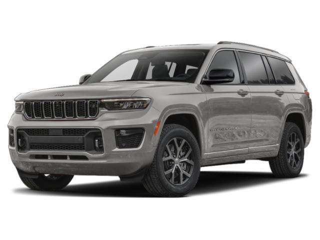 2021 Jeep Grand Cherokee L Limited Limited 4x2 Regular Unleaded V-6 3.6 L/220 [1]