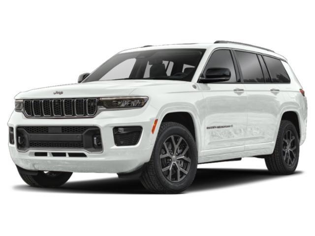 2021 Jeep Grand Cherokee L Altitude Altitude 4x2 Regular Unleaded V-6 3.6 L/220 [18]