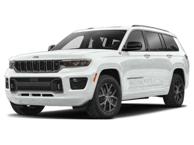 2021 Jeep Grand Cherokee L Overland Overland 4x4 Regular Unleaded V-6 3.6 L/220 [5]