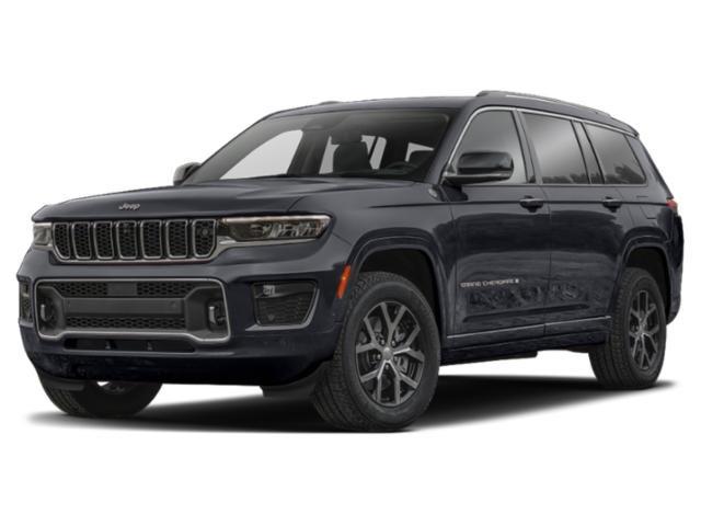 2021 Jeep Grand Cherokee L Limited Limited 4x4 Regular Unleaded V-6 3.6 L/220 [17]