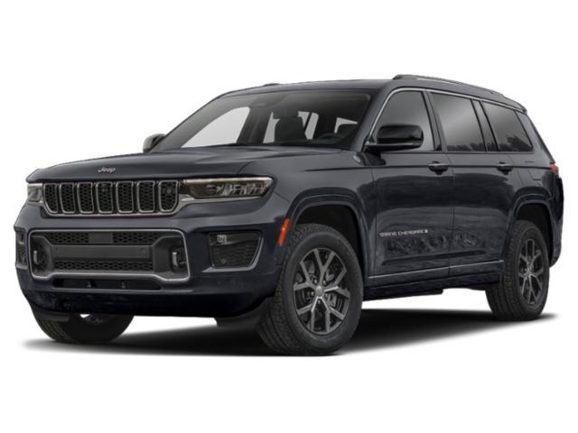 2021 Jeep Grand Cherokee L Altitude Altitude 4x2 Regular Unleaded V-6 3.6 L/220 [2]