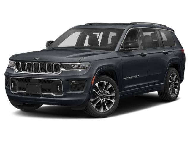 2021 Jeep Grand Cherokee L Overland Overland 4x4 Regular Unleaded V-6 3.6 L/220 [12]