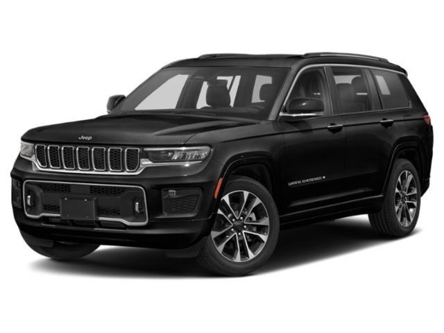 2021 Jeep Grand Cherokee L Overland Overland 4x4 Regular Unleaded V-6 3.6 L/220 [28]
