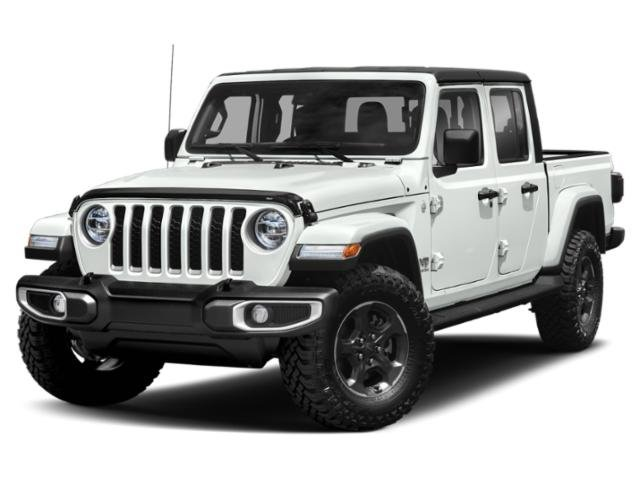 2021 Jeep Gladiator 80th Anniversary 80th Anniversary 4x4 Intercooled Turbo Diesel V-6 3.0 L/182 [8]