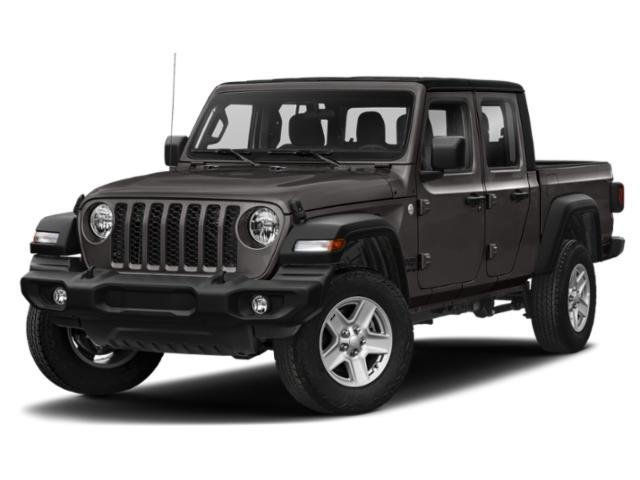 2021 Jeep Gladiator Overland Overland 4x4 Regular Unleaded V-6 3.6 L/220 [9]