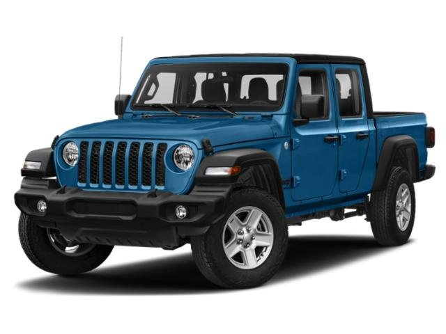 2021 Jeep Gladiator Freedom Freedom 4x4 Regular Unleaded V-6 3.6 L/220 [18]