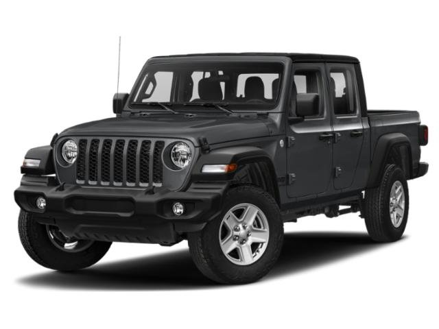 2021 Jeep Gladiator Willys Willys 4x4 Regular Unleaded V-6 3.6 L/220 [6]
