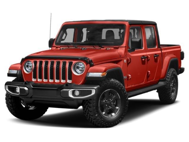 2021 Jeep Gladiator Overland Overland 4x4 Regular Unleaded V-6 3.6 L/220 [4]