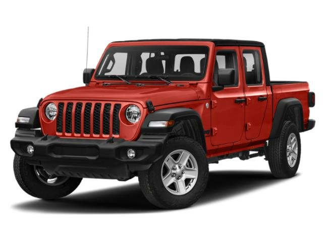 2021 Jeep Gladiator Willys Willys 4x4 Regular Unleaded V-6 3.6 L/220 [4]