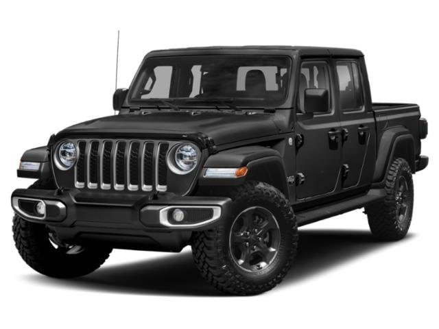2021 Jeep Gladiator 80th Anniversary 80th Anniversary 4x4 Intercooled Turbo Diesel V-6 3.0 L/182 [9]