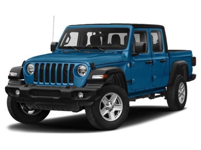 2021 Jeep Gladiator Willys Sport Willys Sport 4x4 Regular Unleaded V-6 3.6 L/220 [16]