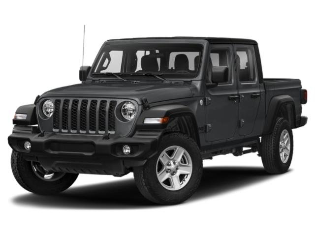2021 Jeep Gladiator Willys Willys 4x4 Regular Unleaded V-6 3.6 L/220 [4]