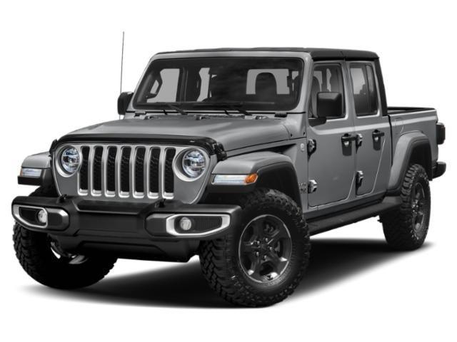2021 Jeep Gladiator Overland Overland 4x4 Regular Unleaded V-6 3.6 L/220 [9]