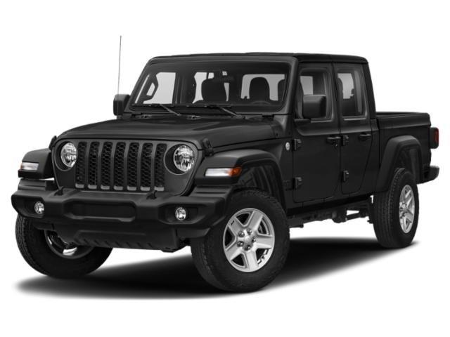 2021 Jeep Gladiator High Altitude High Altitude 4x4 Regular Unleaded V-6 3.6 L/220 [2]