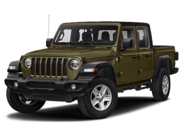 2021 Jeep Gladiator California Edition California Edition 4x4 Regular Unleaded V-6 3.6 L/220 [0]