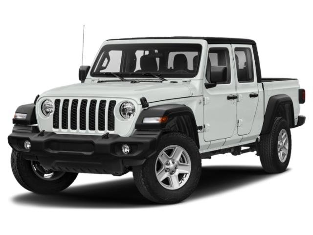 2021 Jeep Gladiator Overland Overland 4x4 Regular Unleaded V-6 3.6 L/220 [17]