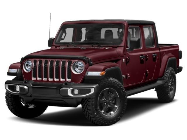 2021 Jeep Gladiator High Altitude High Altitude 4x4 Regular Unleaded V-6 3.6 L/220 [12]