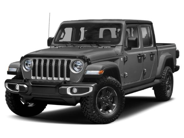 2021 Jeep Gladiator Overland Overland 4x4 Regular Unleaded V-6 3.6 L/220 [7]