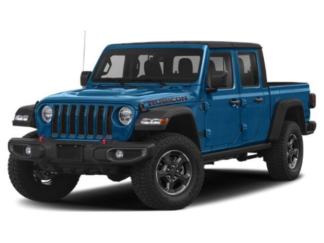 2021 Jeep Gladiator Rubicon Rubicon 4x4 Regular Unleaded V-6 3.6 L/220 [2]