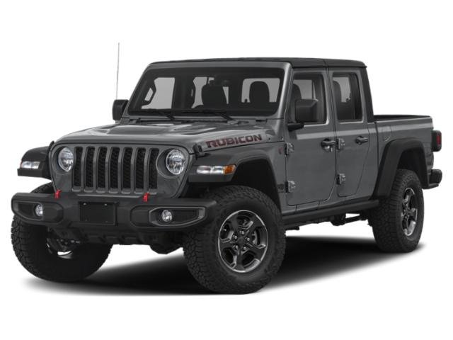 2021 Jeep Gladiator Rubicon Rubicon 4x4 Intercooled Turbo Diesel V-6 3.0 L/182 [3]