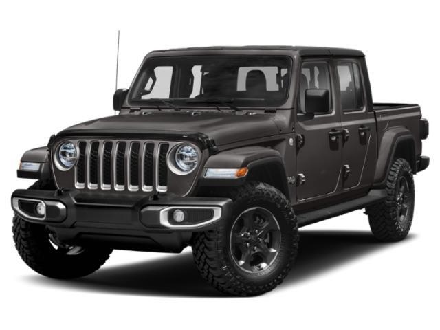 2021 Jeep Gladiator High Altitude High Altitude 4x4 Regular Unleaded V-6 3.6 L/220 [0]